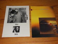 Marcus Miller-Live & Valle/2 PROMO-QUADERNI (din-a-4)