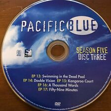 PACIFIC BLUE SEASON 5(DVD) REPLACEMENT DISC #3