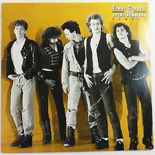 Rumble by Tommy Cornwell And The Young Rumblers, CBS 1988 LP Vinyl Record
