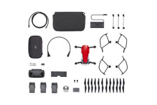 DJI Mavic Air Ultraportable Drone Fly More Combo - Flame Red
