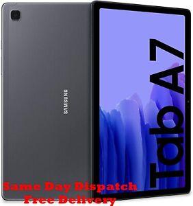 """Samsung Galaxy Tab A7 10.4"""" Wi-Fi 32GB/3GB Tablet - Dark Grey SM-T500 Brand NEW"""