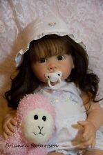 CUSTOM OREDER: Reborn Doll Baby Standing Toddler Bonnie or Tippi by Linda Murray