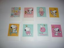 Peanuts / Snoopy Trading Card Set