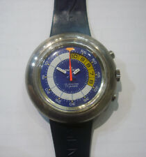 70s Memosail 17 Jewels Regatta Yachting Watch with Cal. 7737