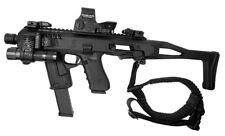 CAA Micro Roni Moschettone-gambale sistema per Glock 17, 22, 31-OVP-MERCE NUOVA -