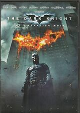 "DVD "" THE DARK KNIGHT, LE CHEVALIER NOIR"" - CHRISTIAN BALE - MICHAEL CAINE"