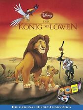 BamS-Edition, Disney Filmcomics: Der König der Löwen von Walt Disney (2012, Gebunden)