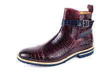 MELVIN & HAMILTON Herren Eddy 9 Stiefel Boots Weinrot Gr. 41 - 42