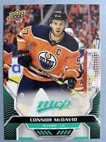 2020-21 Upper Deck MVP High Series Base #201 Connor McDavid Edmonton Oilers