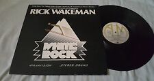 RICK WAKEMAN WHITE ROCK UK VINYL LP ON A&M RECORDS PROG ROCK YES WINTER OLYMPICS