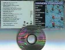 "ariola  11 tr cd sampler PROMO © 1989  TANGERINE DREAM  AMANDA LEAR  12"" version"