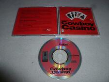 PANASONIC 3DO VIDEO GAME COWBOY CASINO W CASE & MANUAL FZ1 FZ10 GOLDSTAR POKER