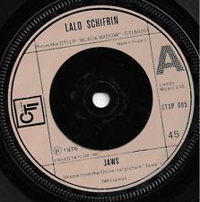 LALO SCHIFRIN - JAWS / QUITE VILLAGE - 1976 FILM THEME - 70s JAZZ-FUNK DISCO POP