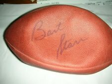 BART STAR SIGNED WILSON NFL  FOOTBALL