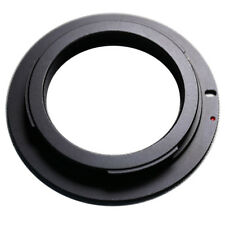 M42 screw lens to Canon EOS Adapter EF mount camera black non-flange 80D 6D II