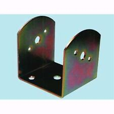 Piastre Staffe montaggio travi Art. 837 - mm.: 200x200xH200 - spes. 4 mm.  4 Pz