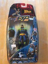 The Batman Animated EXP Batarang Crusader Batman Mattel NIP 4+ 2006 S203-22 NIP