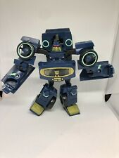 Transformers Animated Deluxe Class Soundwave - Hasbro 2008