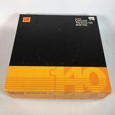 Kodak Carousel Transvue 140 Projector Slide Tray with Original Box 1980s