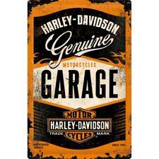 Nostalgic-Art 24001 Harley-davidson - Garage Blechschild 40x60 Cm