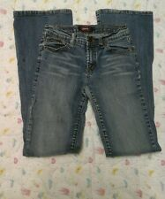 Preowned Women's Angel jeans 24 x 30 stretch bootcut