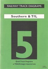 Book - Railway track Diagrams Southern & TFL Third Edition 2008 (DT)