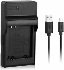 [Quick Charger] NP-BN1 USB Fast Charger for Sony NP BN1 Camera Battery
