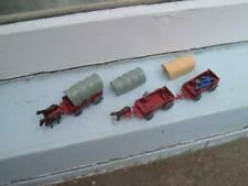 BUDGIE TOYS - WAGON TRAIN - WILD WEST COVERED WAGONS - SPARES REPAIRS -