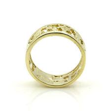 Solid 9ct Masonic Wedding Ring or Band (Free Mason)