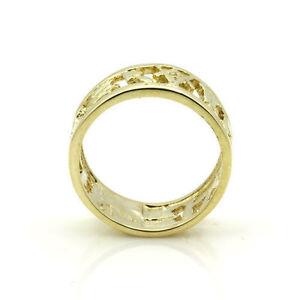 Masonic Wedding Ring in 9ct Yellow Gold - Premium Weight (8mm)
