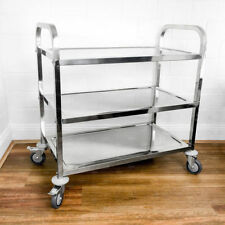 Stainless Steel Kitchen Islands & Carts