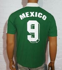 Nike 1986 Mexico 9 Vintage  Football Shirt Track Top Size L