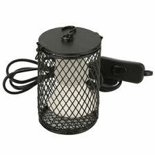 Reptile Cage Anti-scald Ceramic Heating Lamp Light Holder Bulb Brooder 100W