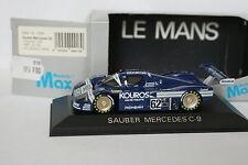 Minichamps Max Models 1/43 - Sauber Mercedes C9 Kouros Le Mans 1987