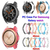 Shell Frame PC Case Cover For Samsung Galaxy Watch 42mm 46mm Gear S3 Frontier