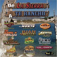 Polo Urias, Juan Torres,Los Montaneses Del Alamo De La Sierra a Tu Rancho V2  CD