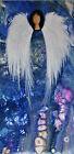 Abstract Angel Painting Original Art by Rain Crow