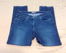 Women's Eileen Fisher Capri Jeans Size 10 (J-256)