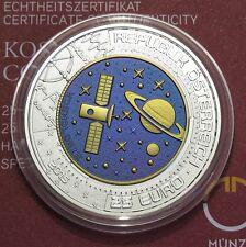 25 Euro Niob 2015 - Österreich - Kosmologie  !!