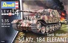 Revell Reve03254 Chasseur de Char Sd.kfz.184 Elefant 1/35