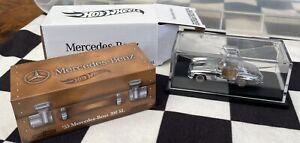 Hot Wheels '55 Mercedes-Benz 300SL Silver RLC 2021 Die-cast
