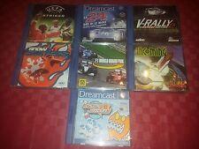 sega dreamcast lotto 7 giochi