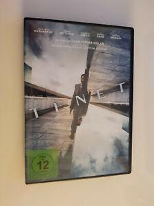 Tenet DVD Neuwertig