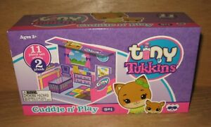 Beverly Hills Co Tiny Tukkins  Fox & Cuddle n' Play Den Child's Play Set