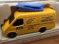 LLEDO PM105 1991 Ford Transit Van models Botham Racal Ryder AA RAC Tarmac ATS BT