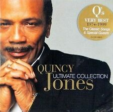 Ultimate Collection 0731458590224 by Quincy Jones CD
