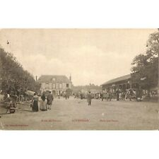[45] Courtenay - Ecole des Garçons. Halle aux Veaux.