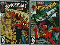 "SPIDER-MAN ""Torment"" #2 #3   NM   (Ref: F1.316)"