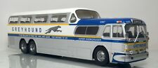 IXO ATLAS 1/43 GREYHOUND 1956 GMC SCENICRUISER MOTORCOACH HIGHWAY BUS