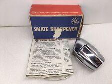 Vintage 60's General Electric Ice Skate Sharpener Model B Made In Canada